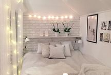 cozy places and rooms