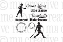 Grand Slam / Inspiration for this stamp set!