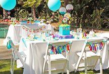 Tie Dye Party Ideas / by Lillian Hope Designs