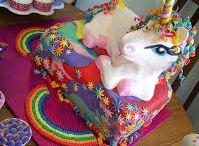 MY LITTLE PONY RAINBOW BIRTHDAY PARTY / Ideas for a 5th Birthday My Little Pony Rainbow Unicorn themed party / by OHMYLITTLEYJOYS