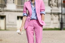 Streetstyle - pink