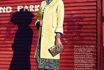 proud clouds & fabulous fashion. / by Reagen Price