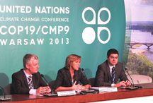 Klimat przyszłości / - Musimy jak najszybciej iść do przodu w działaniach na rzecz ochrony klimatu i włączać je do gospodarki, jak i strategii rozwojów państw – mówiła w Warszawie Connie Hedegaard. Unijna komisarz ds. działań w dziedzinie klimatu reprezentuje KE podczas szczytu COP19. Przypominała o ambitnej polityce UE – w ciągu kolejnych 7 lat jedna piąta unijnego budżetu zostanie wydana właśnie na walkę ze zmianami klimatycznymi.