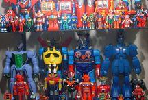 Super Robots / Jumbo Mechs, etc...