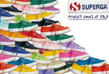 Superga / Ponadczasowe trampki firmy Superga