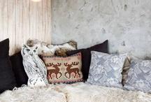 Wnętrza / Fur home design