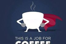 Coffee Memes / Humorous pins about our favorite beverage. Pinned for just the pictured photo, not the links which may contain language NSFW