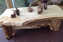 Handcrafted Rustic Coffee Tables  / Rustic coffee tables