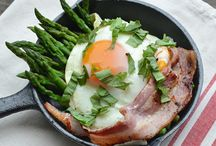 Paleo Breakfast & Eggs