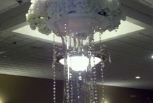 tall centerpieces / by The Occasion