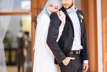 Müslüman çiftler