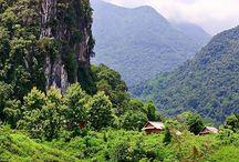 LAOS / Laos, a wonderful Travel Destination
