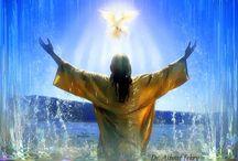 jézus megkeresztelkedése