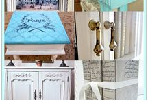 HOD Project Highlights / by Carrie {Hooked on Decorating}