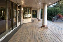 Lame de terrasse TimberTech® Legacy Tigerwood