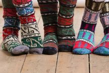 Socks for every occasion / For that perfect addition to every outfit, there is a pair of wonderful, wacky socks to die for!
