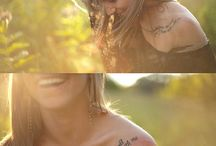tattoos&piercings / by Mallory Fahr
