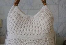modele sac crochet