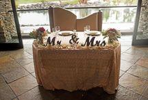Cili sweetheart table