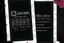 LuLaRoe Punch Cards