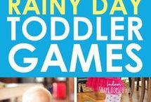 Family Fun - Rainy Days