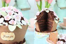 Riesen Cupcakes
