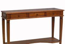 Teak Console Table Indonesia Furniture