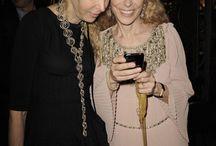 Carla und Franca ......