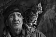 """""""Empathy"""" by RittaGadar / Эмпатия —  способность ощутить эмоциональное воздействие состояния другого человека (или животного). А так же — способность поставить себя на место другого человека или животного.  Способность к сопереживанию, состраданию... одних - к другим."""