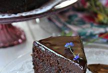 Tarta de schokolade