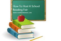School Literacy Fair / by Christy Everson