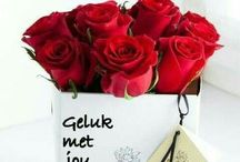 Cards for all occasions in Afrikaans