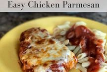 Easy Dinner Recipes / You will find easy recipes for family, kid friendly recipes, and quick and easy dinners that include chicken, beef and slow cooker meals.