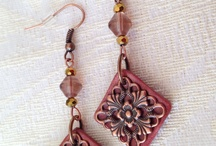 %% POLYMER CLAY JEWELRY & CRAFTS TUTORIALS AND INSPIRATION / by Erin Stevens