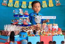fiestas infantiles trenes