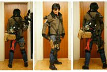 division cosplay