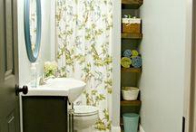 Beautiful Bathrooms / home decor