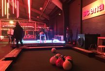 Football pool hire #footpool #football #pool #snookball / Our football pool table on hire in the UK with the beautiful game that is Footpool