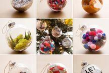 christmas crafts / by Heidi Moya