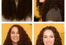 Tips and hair products for curly hair :) / For my daughter teetee