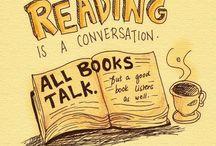 Cosy atmosphere: books,tea&owls
