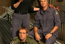 Stargate SG1 & Atlantis / Watched these 2 series countless times, my favourite