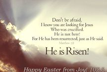 Easter Greetings / by Joy! 102.5