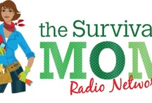 Survival Mom RADIO! - SM / Our awesome all-women cast of hosts have created hundreds of podcasts for you. Check them all out at www.survivalmomradio.com / by The Survival Mom