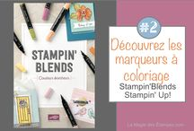Stampin' Blends marqueurs