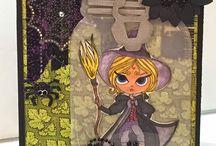 Cards - Halloween / by Sylvia Castaneda