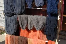 dye wool