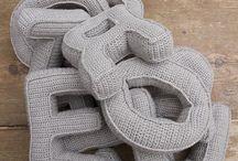 lettere di maglia