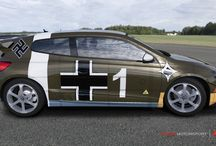 Forza Motorsport cars / This is an album about my hobby of transforming themes I like in vehicles in video game Forza Motorsport. Este é um album sobre meu hobby de transformar temas que eu gosto, em veículos no jogo de video game Forza Motorsport.
