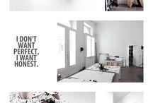 MoodBoard | Inspiration / Moodboard......un pour chaque jour, en fonction de son humeur.... / by Florence Acknin